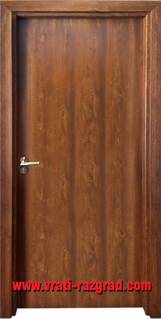 Интериорна врата Гама 210, цвят Златен дъб