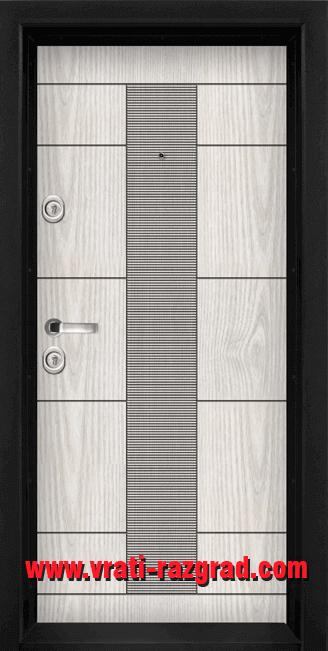 Блиндирана входна врата модел T 901