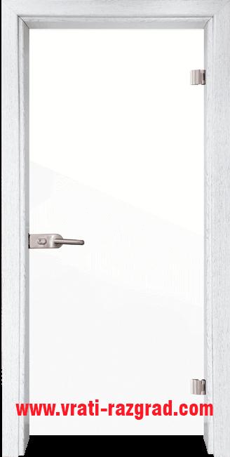 Стъклена интериорна врата модел Folio G 15-1 Бреза
