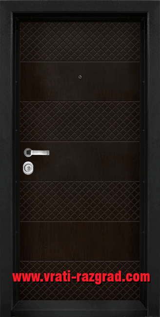 Блиндирана входна врата модел T 905