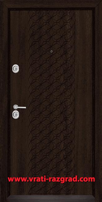 Блиндирана врата модел Т 1001
