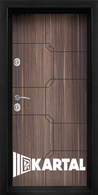 Блиндирана входна врата Kartal T-910